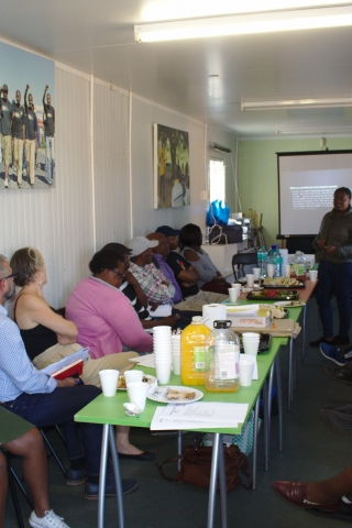 Supporting Critical Social Science Research on Gender and HIV in South Africa